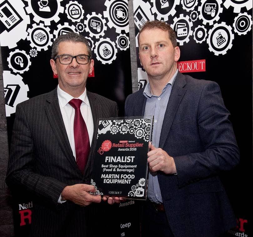 Martin Food Equipment checkout-award-photo-2016 Checkout 'Finalist' Award News