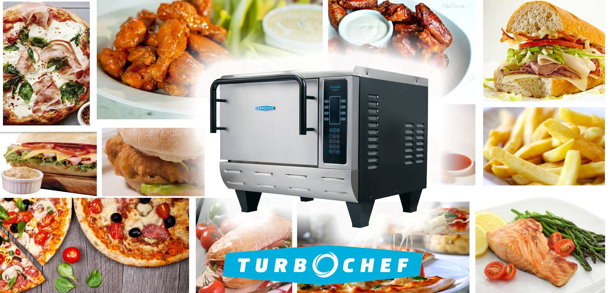 Martin Food Equipment turbochef-tornado-collage Turbochef Live Demonstrations Events
