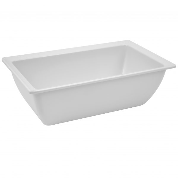 Martin Food Equipment T1282-e1484146626113 *Dalebrook White 1/4 Size Classico Crock (2L)