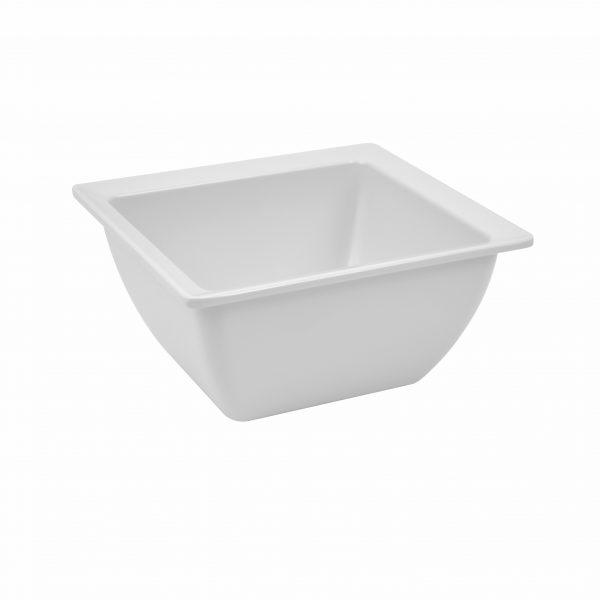 Martin Food Equipment T1242-e1487324119909 *White Melamine 1/6 Classico Crock (1L)