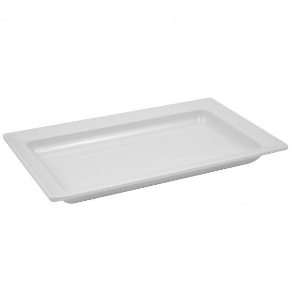 Martin Food Equipment T1280-e1487325028623 *White Melamine 1/4 Size Classico Tray (500ml)