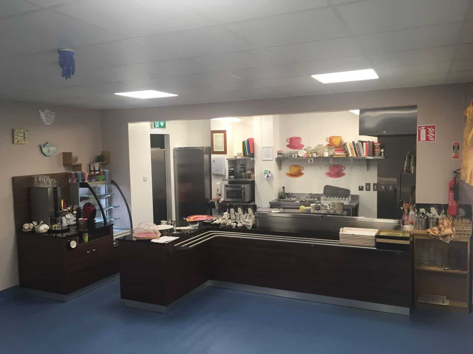 Martin Food Equipment 04a926c2-b377-4b7c-95a1-e6765f2f1e29 Staff Canteen kitchen installed at Monaghan Garda Station News