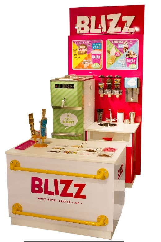 Martin Food Equipment Baby-Blizz-2017-without-glass Ice Cream