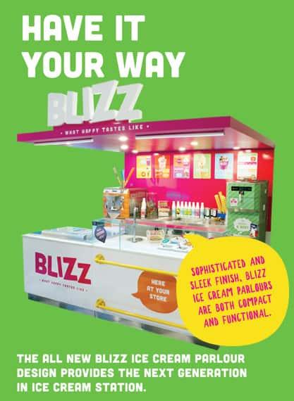 Martin Food Equipment Blizz4DesignedTo2 Blizz