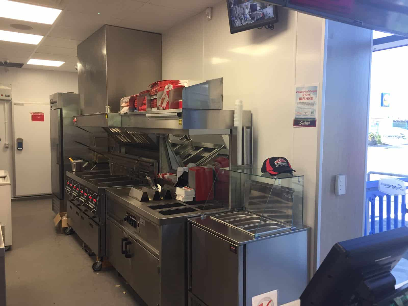 Martin Food Equipment cdb47743-3937-45cd-b957-2beed328ddfb Recent Installation at Supermacs Clarehall Dublin News