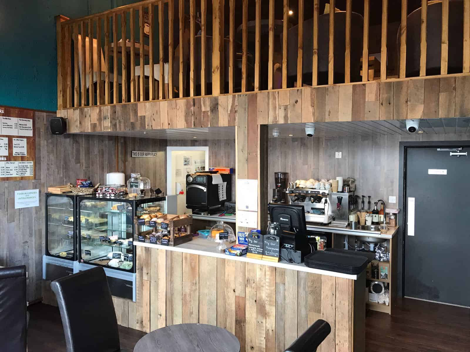 Martin Food Equipment 245 COFFEE CABIN MONKSTOWN OPENS NEW COFFEE SHOP News