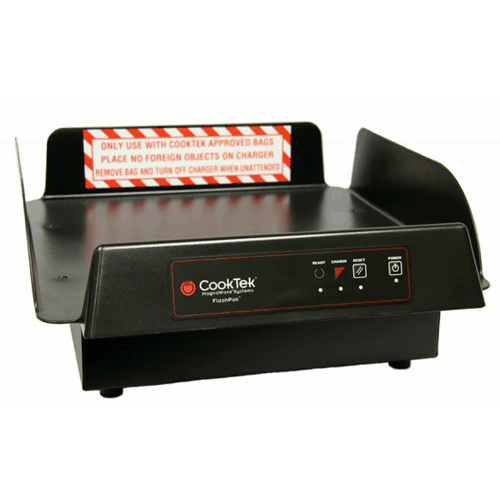 Cooktek Pizza charger for 16 inch pizza delivery system