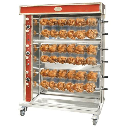 Martin Food Equipment Inotech-Legend-Rotisserie-1 Inotech Wall of Flames Legend Rotisseries