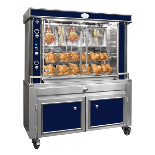 Inotech Rotisserie with 4 spits
