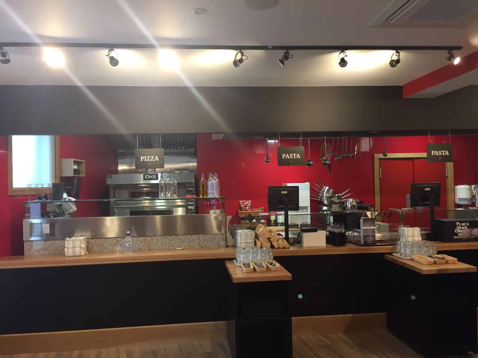 Martin Food Equipment b05946ba-fb86-4508-9d1f-f711c898507d NEW ITALIAN RESTAURANT INSTALLATION IN GALWAY News
