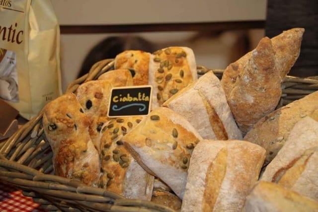 Artisan italian breads
