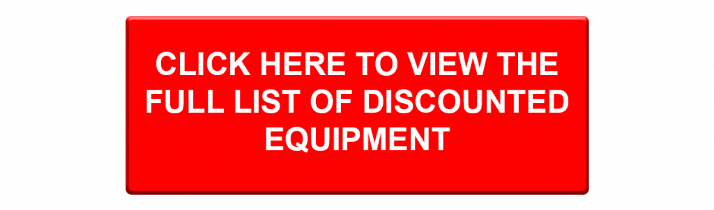 Click here for a full list of warehouse clearance equipment