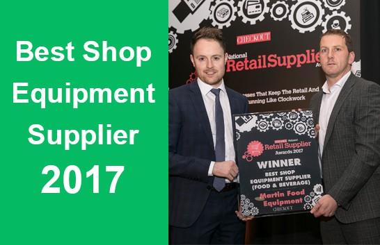 Best Shop Equipment Supplier 2017 Martin Food Equipment