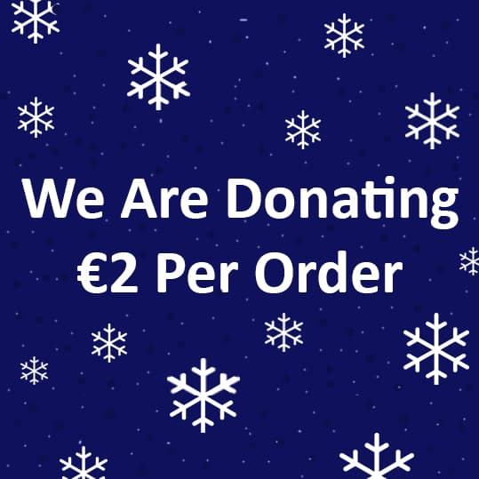 Martin Food Equipment Donating €2 Per Order This Christmas