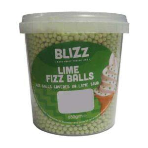 Blizz Lime Fizz Balls