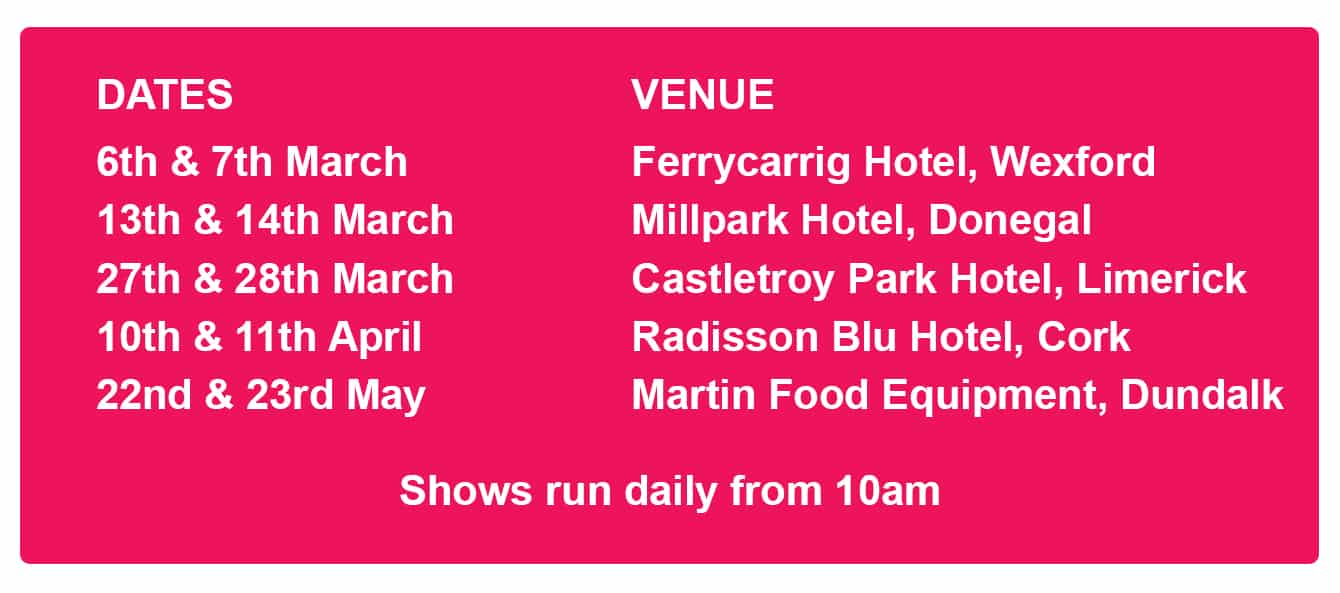 Ice Cream Roadshow Dates Martin Food Equipment