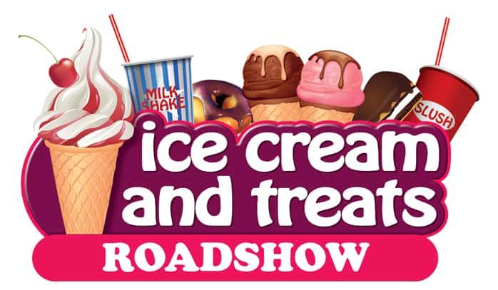Ice Cream And Treats Logo Martin Food Equipment
