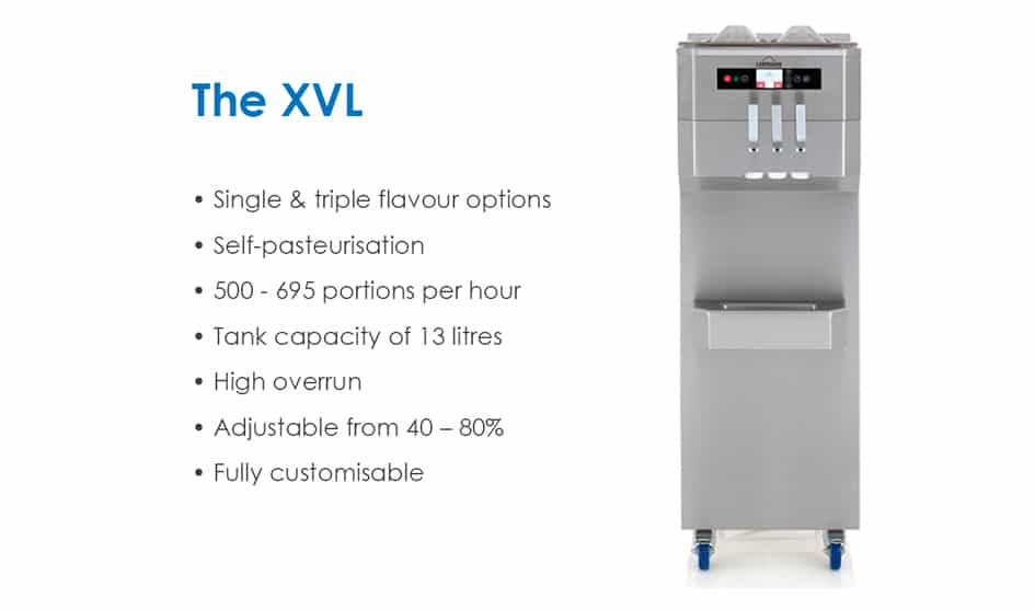 Martin Food Equipment Carpgiani-XVL-Soft-Ice-cream-Machine Carpigiani Ice Cream Machine Trade-In