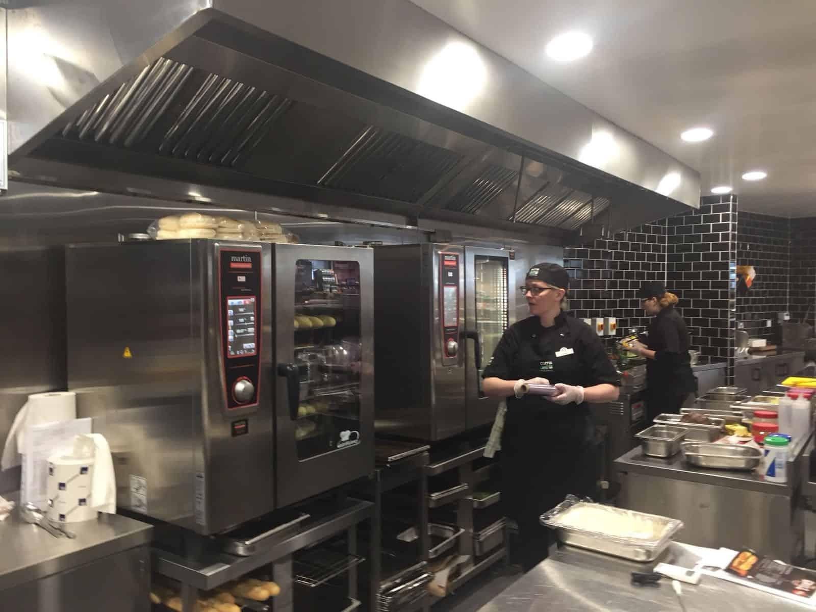 Martin Food Equipment IMG-20180216-WA0004 Corrib Oil, Roscommon Installations