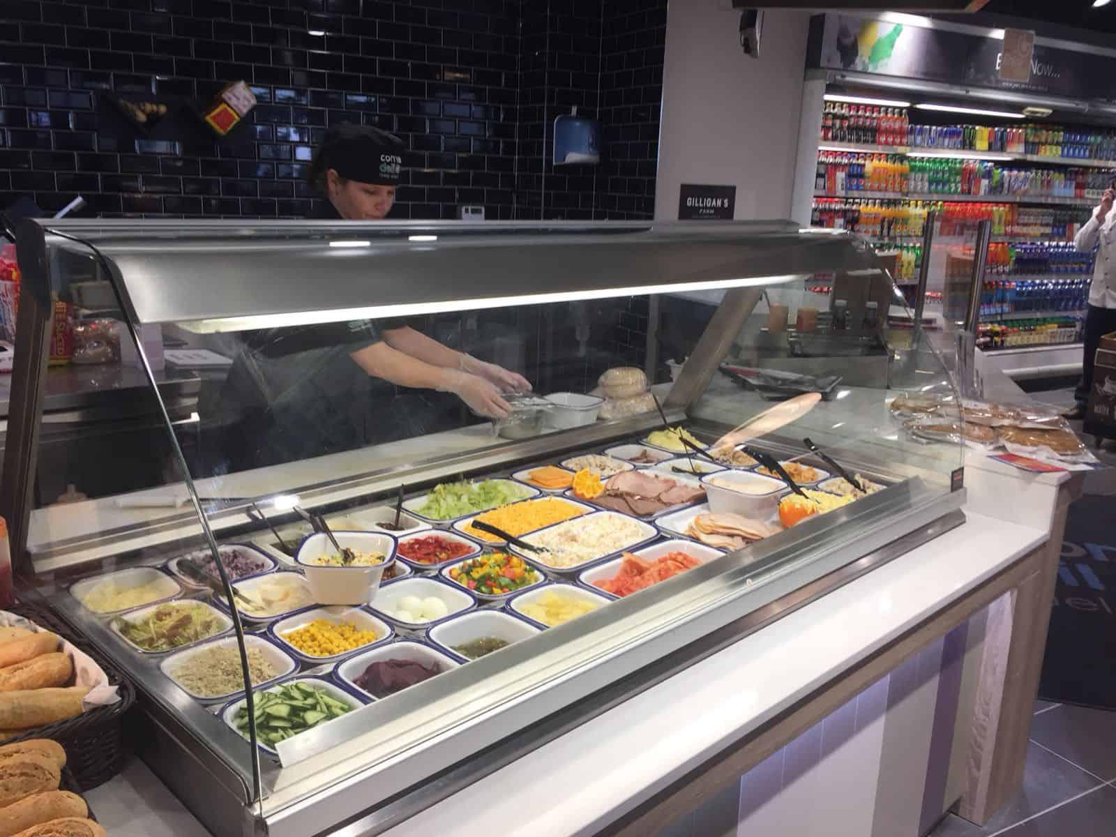 Martin Food Equipment IMG-20180216-WA0005 Corrib Oil, Roscommon Installations
