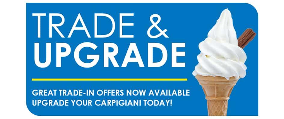 Martin Food Equipment Trade-and-Upgrade-Carpigiani-Trade-In-Martin-Food-Equipment- Carpigiani Ice Cream Machine Trade-In