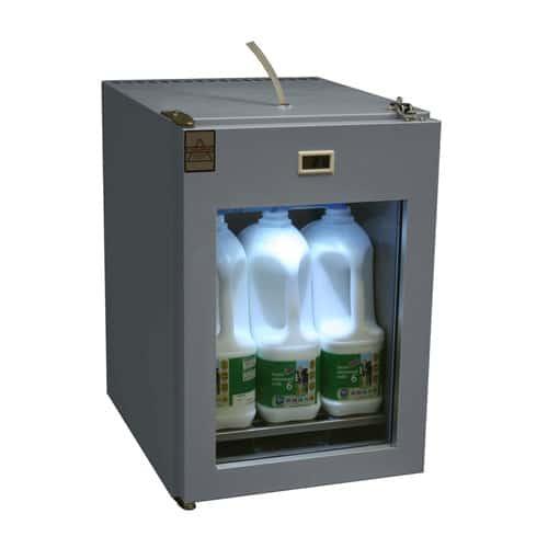 Milk dispenser fridge