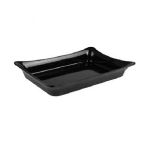 Martin Food Equipment TF-1-300x300 Dalebrook Black Melamine Crock (1.1L)