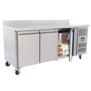 Unifrost 3 door refrigerated counter