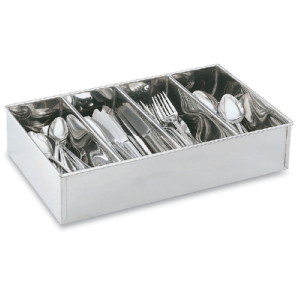 Martin Food Equipment cb-300x300 Vollrath Stainless Steel Cutlery Box