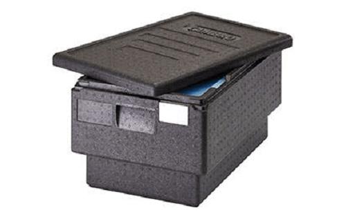 Martin Food Equipment gobox-yellow Cambro GoBox Insulated Carriers (YELLOW)