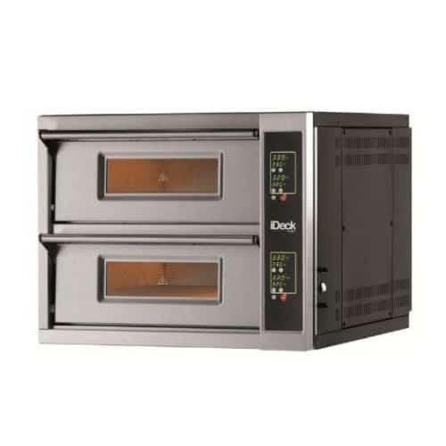 Moretti Forni IDD 60.60 Two Deck Pizza Oven