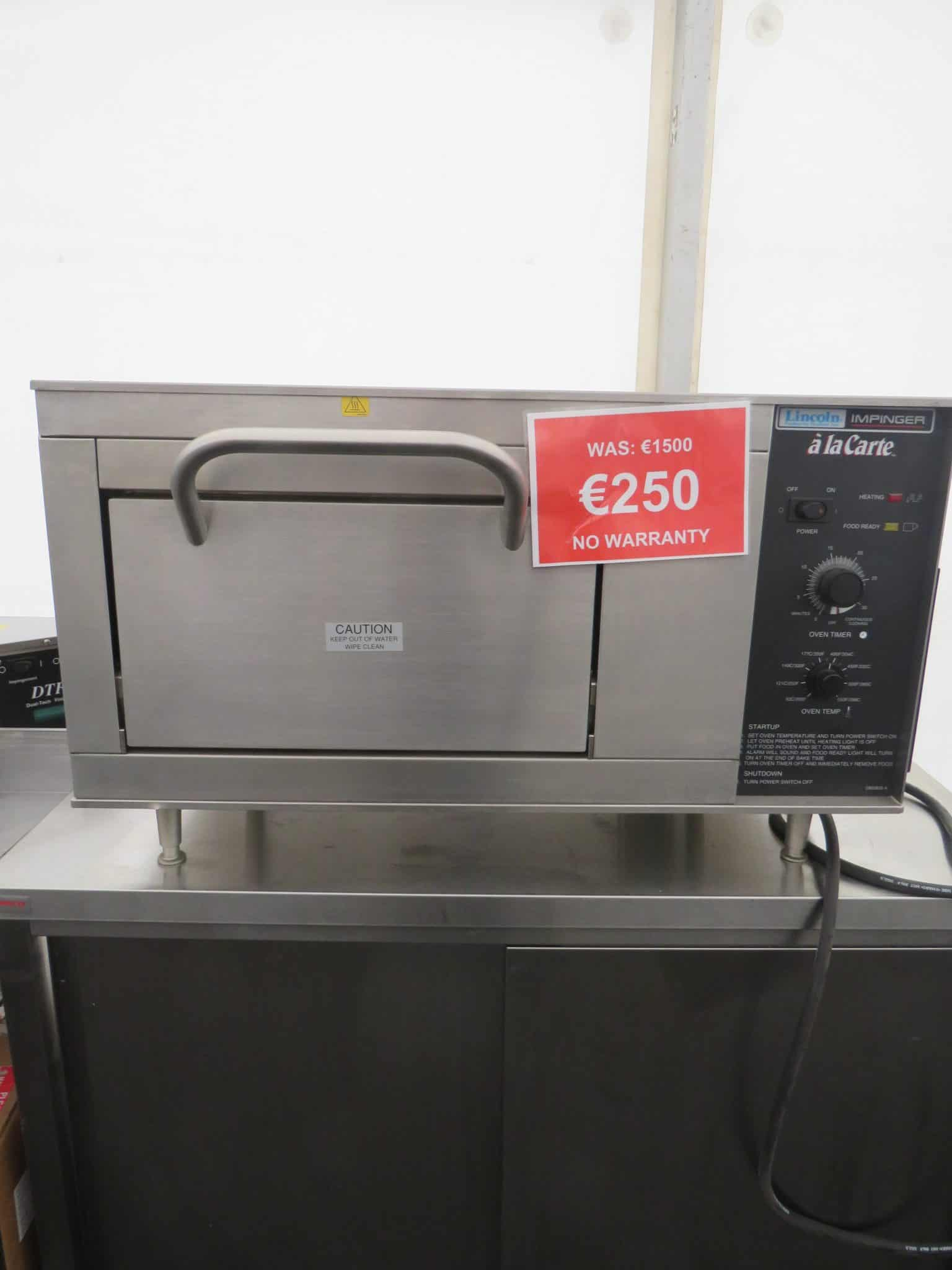 Martin Food Equipment IMG_1171 Flash Sale - Extended Miscellaneous