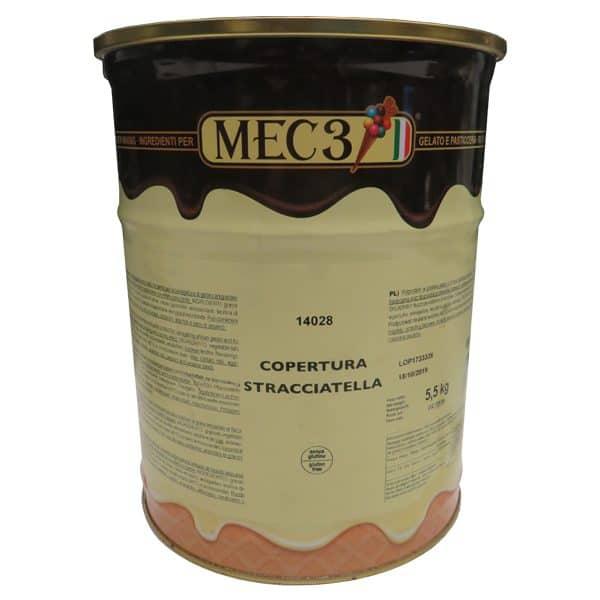 Martin Food Equipment Mec-3-Stracciatella-Chocolate Mec 3 Stracciatella Chocolate Ripple