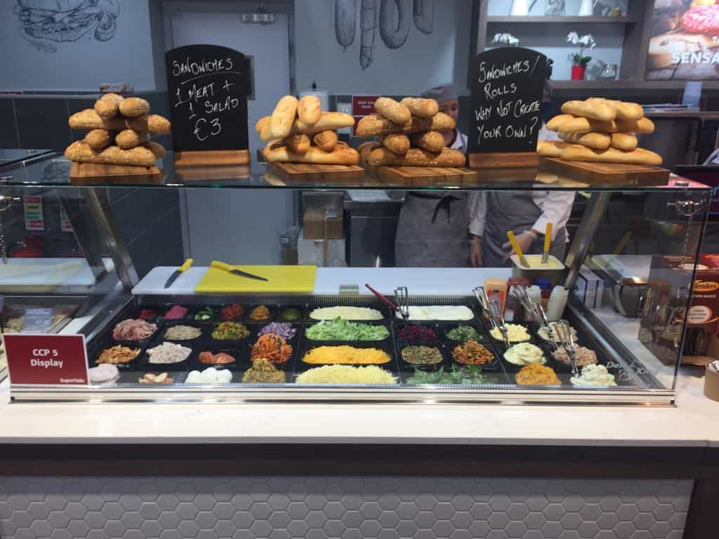 Martin Food Equipment Cold-Deli-Cabinet Supervalu Springfield, Tallaght, Dublin Installations