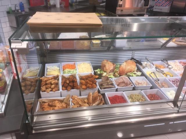 Martin Food Equipment Cold-Deli-Counter-640x480 Lilley's Centra, Enniskillen, Fermanagh Installations