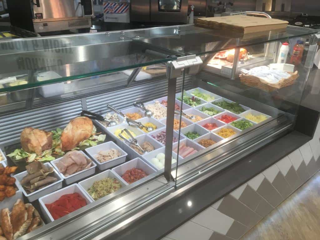 Martin Food Equipment Cold-Deli-Counter-Square-Glass Lilley's Centra, Enniskillen, Fermanagh Installations