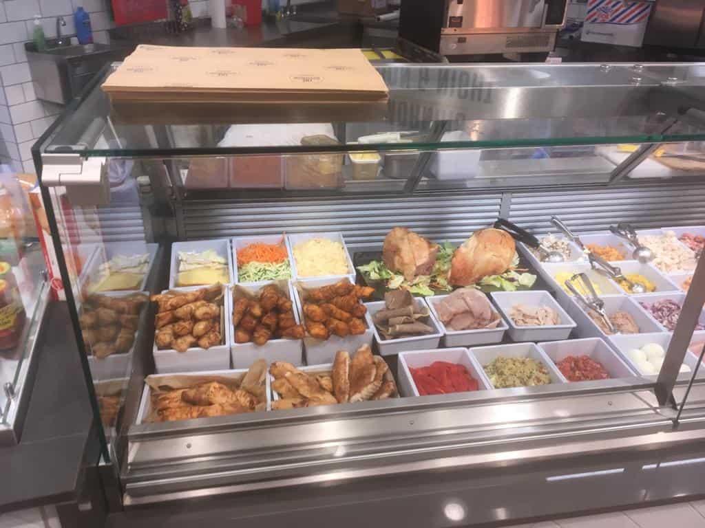 Martin Food Equipment Cold-Deli-Counter Lilley's Centra, Enniskillen, Fermanagh Installations