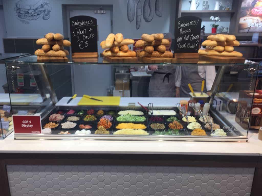 Martin Food Equipment Cold-deli-display- Supervalu Springfield, Tallaght, Dublin Installations