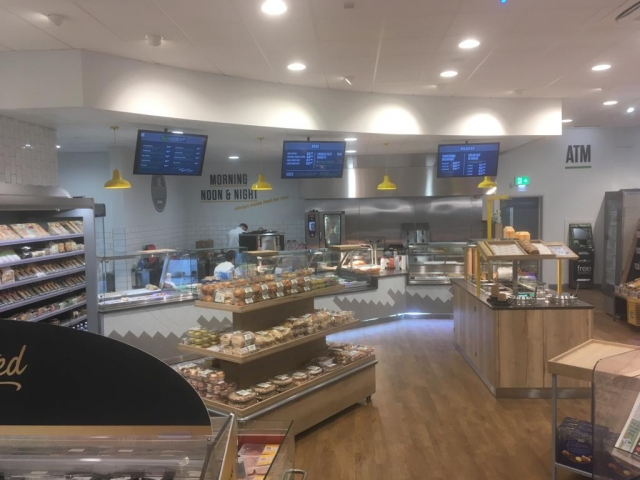 Martin Food Equipment Deli-Area-Centra-Enniskillen-640x480 Lilley's Centra, Enniskillen, Fermanagh Installations