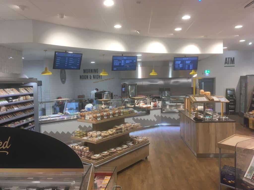Martin Food Equipment Deli-Area-Centra-Enniskillen Lilley's Centra, Enniskillen, Fermanagh Installations