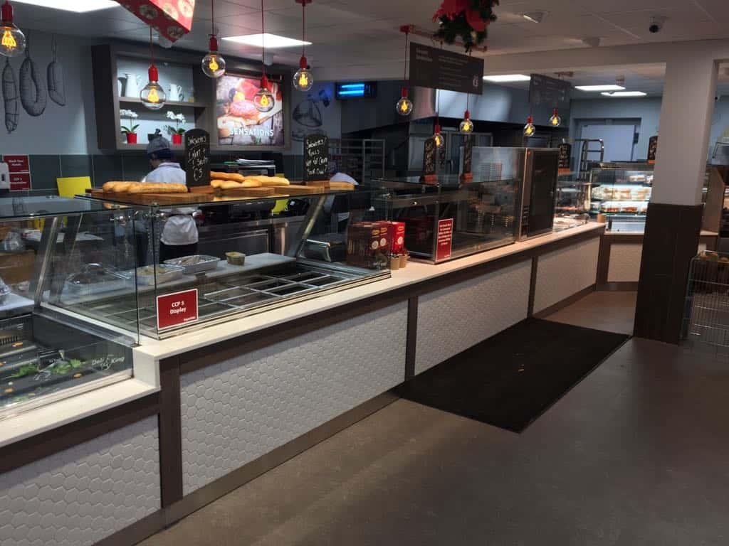 Martin Food Equipment Deli-Counters-Supervalu-Springfield Supervalu Springfield, Tallaght, Dublin Installations