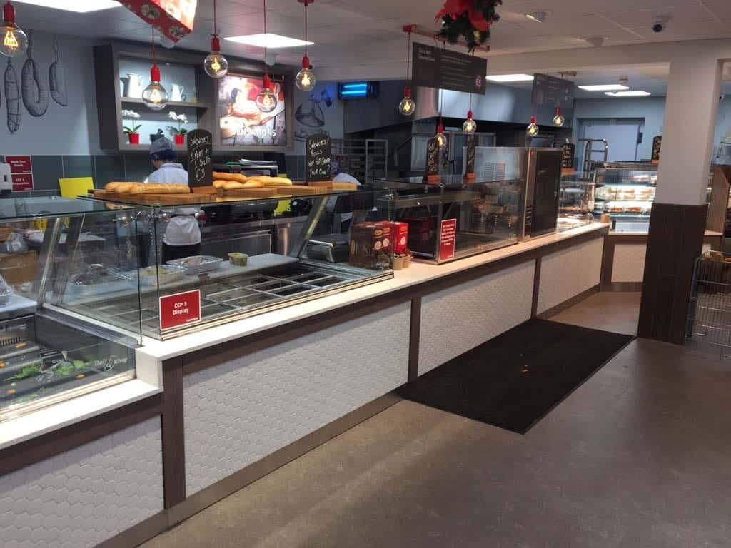 Martin Food Equipment Deli-Display-Cabinets-Supervalu-Springfield-1 Supervalu Springfield, Tallaght, Dublin Installations