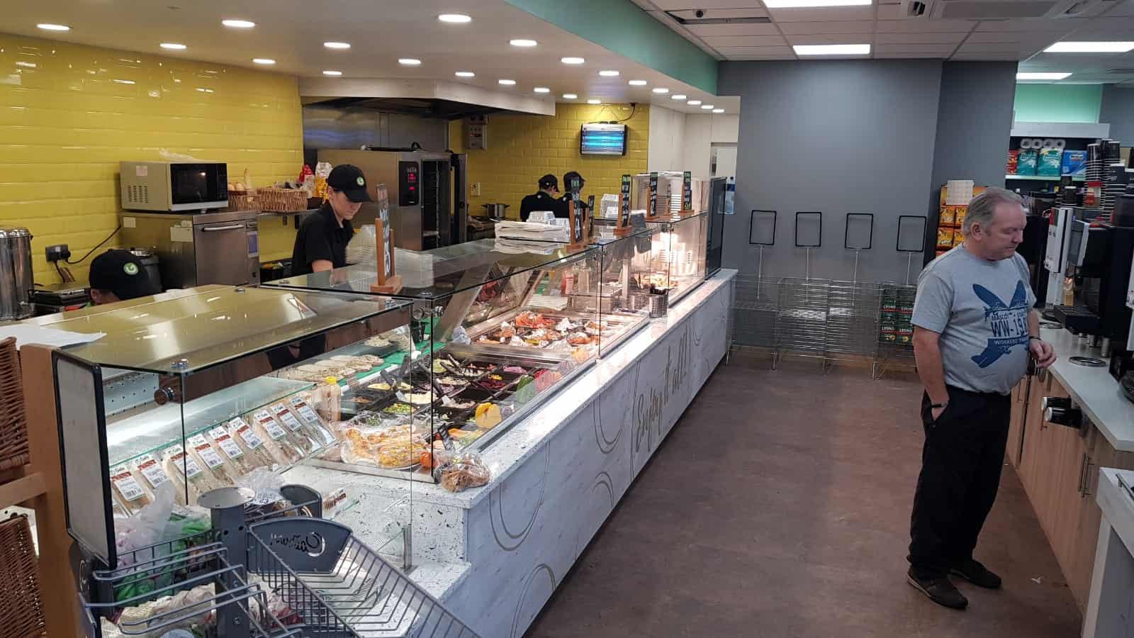 Martin Food Equipment Gala-The-Brink-Stores-Navan-Deli-Area Gala at The Brink, Navan, Co. Meath Installations