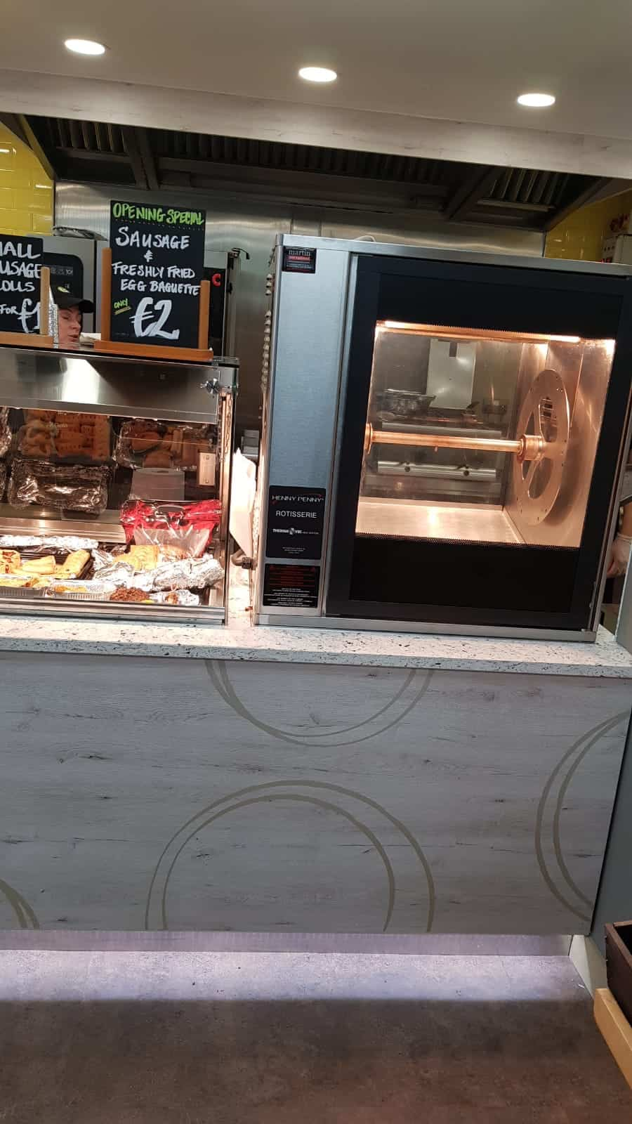 Martin Food Equipment Hot-Deli-Cabinet-and-Rotisserie Gala at The Brink, Navan, Co. Meath Installations