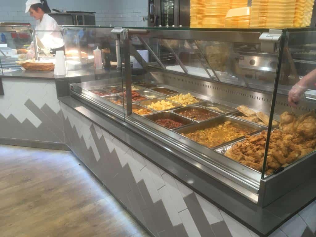 Martin Food Equipment Hot-Deli-Counter-6-Well Lilley's Centra, Enniskillen, Fermanagh Installations