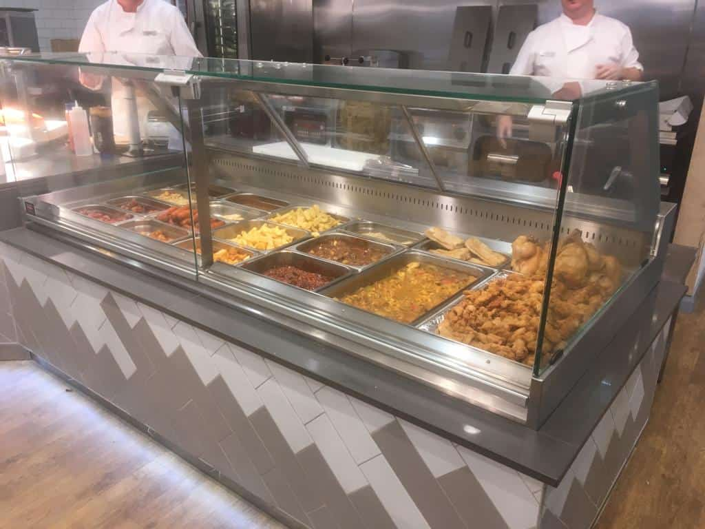 Martin Food Equipment Hot-Deli-Counter Lilley's Centra, Enniskillen, Fermanagh Installations