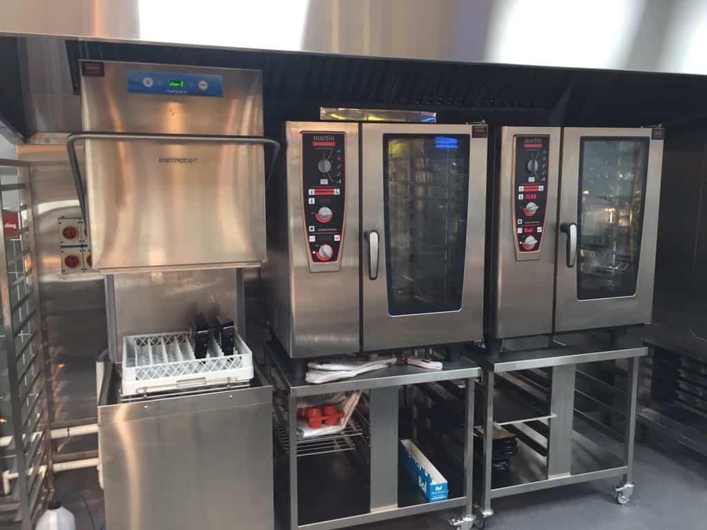 Martin Food Equipment MFE-Combi-ovens- Supervalu Springfield, Tallaght, Dublin Installations