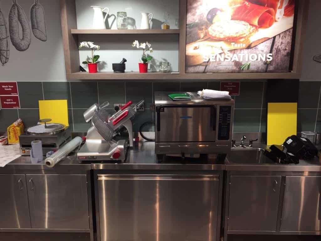Martin Food Equipment MFE-TurboChef-Oven Supervalu Springfield, Tallaght, Dublin Installations