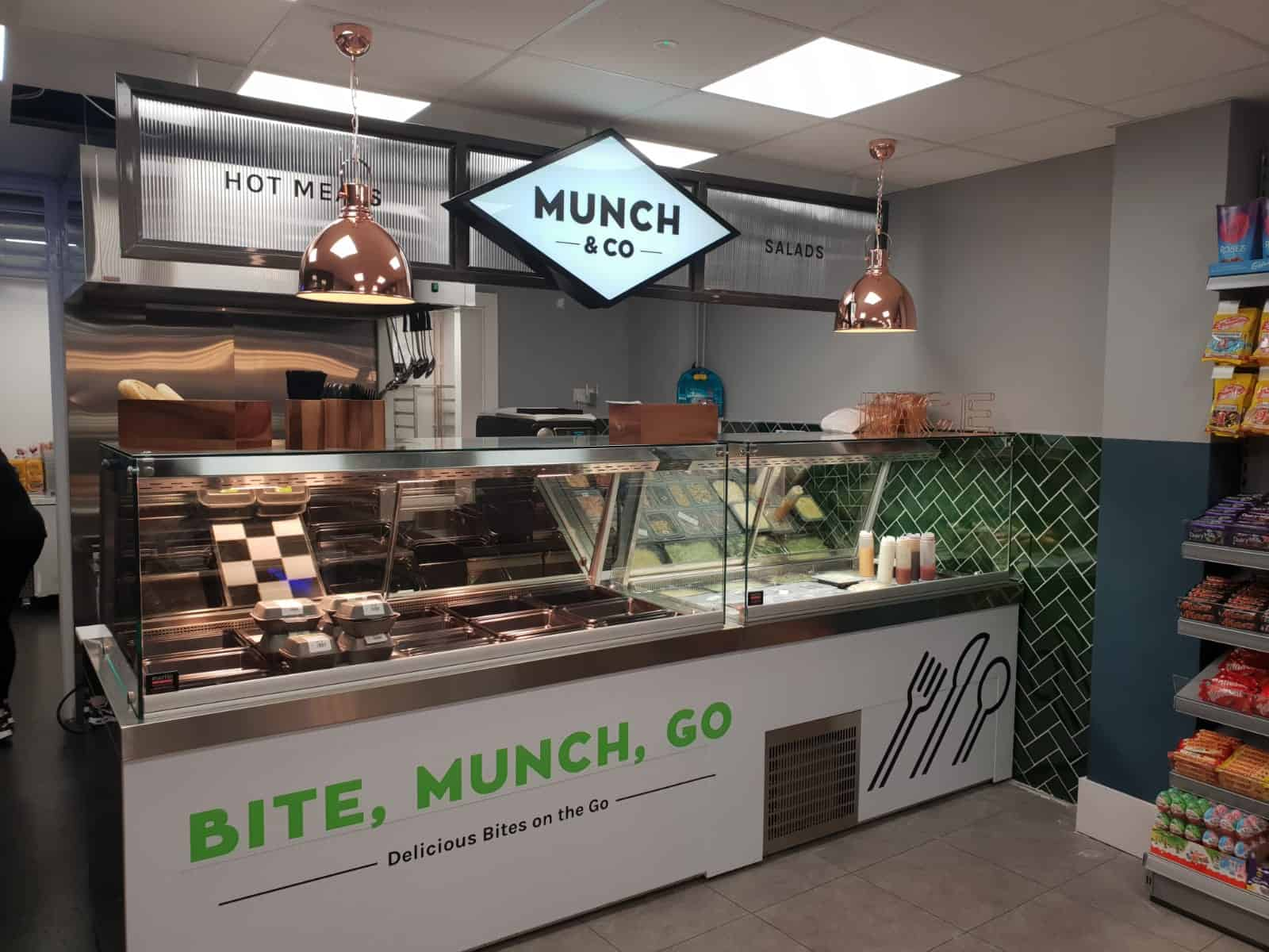 Martin Food Equipment Mace-Castle-Street-Hot-and-Cold-Deli-Counter Mace Castle Street, Belfast, Antrim Installations
