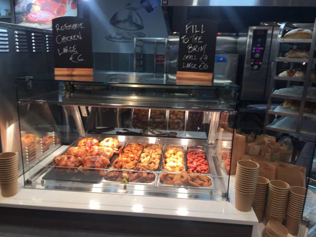 Martin Food Equipment Self-Serve-Hot-Area Supervalu Springfield, Tallaght, Dublin Installations